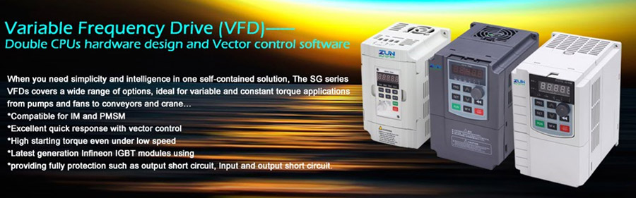 ZD320 Frequency Inverter