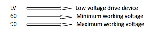 DC Voltage booster-low voltage input and high voltage output