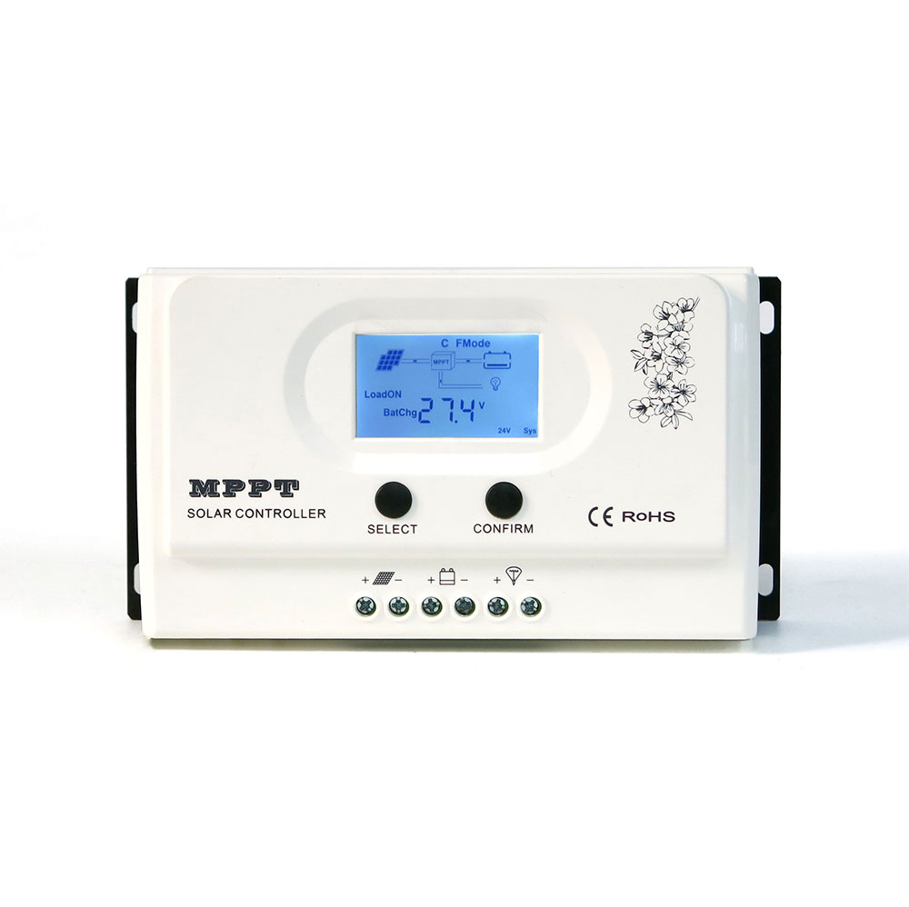 Wiser 3 solar charge controller